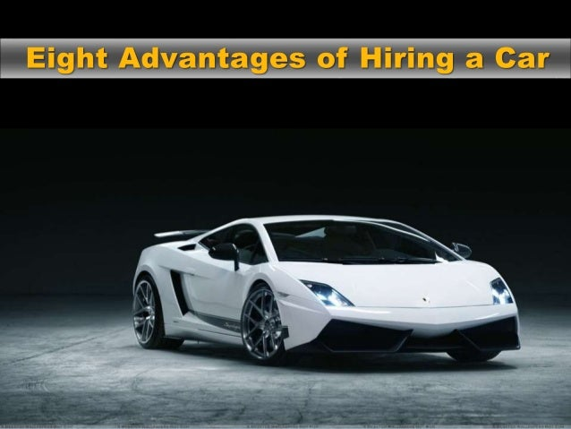 Next slides highlights the significance of hiring a car and describes the advantages of a cheap car rental service.