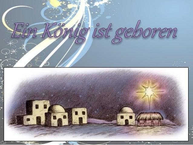 Sandte Gott den Engel Gabriel nach Galiläa in eine Stadt mit Namen Nazaret, zu einer Jungfrau, die verlobt war mit einem M...
