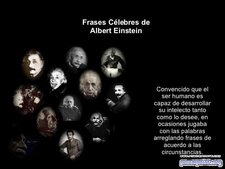 Einstein 2286 Frases