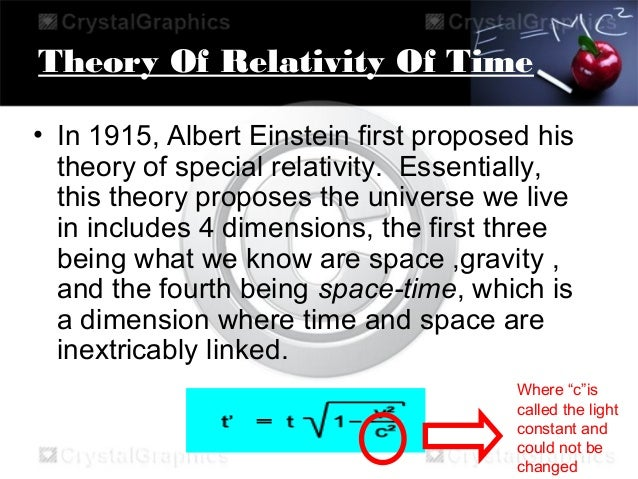 einstein formula of time machine pdf