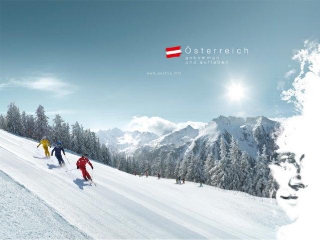 Ein Winter voller Lebensfreude Die Marketingkampagne der Österreich Werbung in Tschechien 2015/2016 Michaela.Holmanova@aus...
