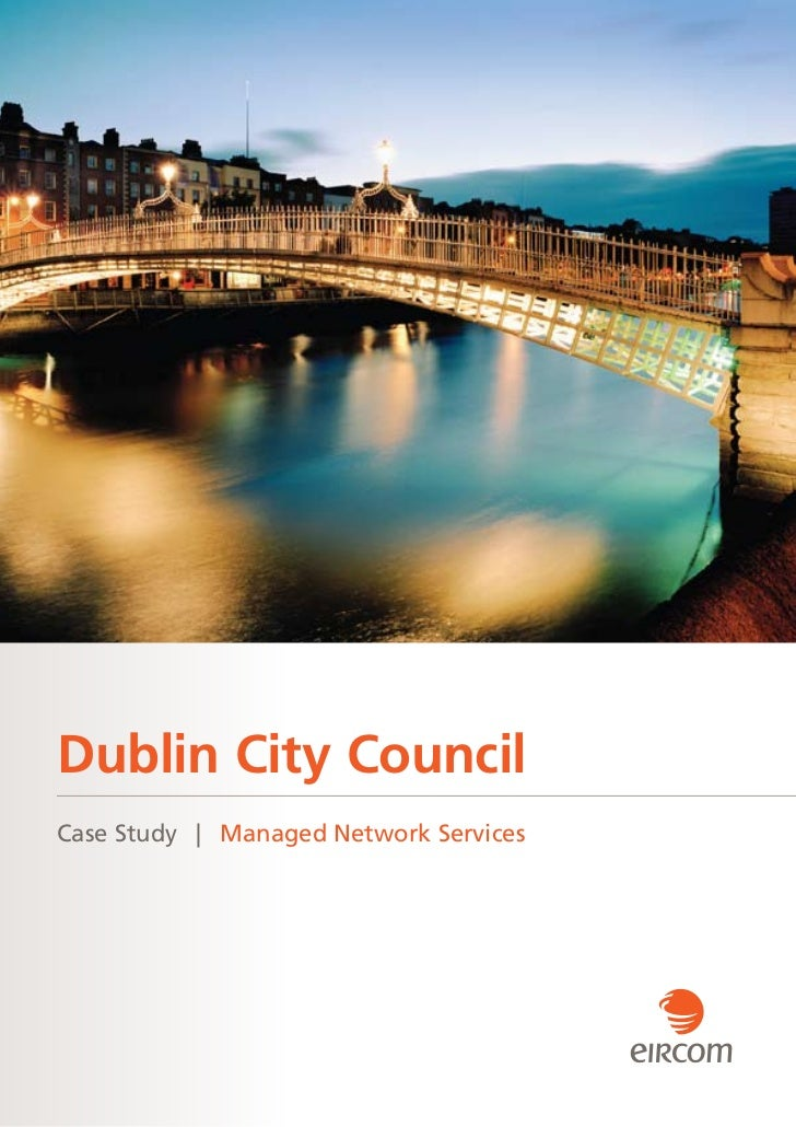 Dublin City CouncilCase Study | Managed Network Services