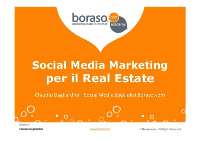 Social Media Marketing per il Real Estate