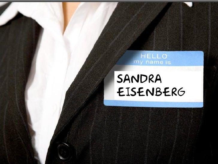 SandraEisenberg