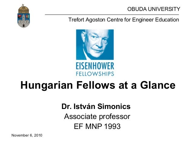 Eisenhower Fellowship