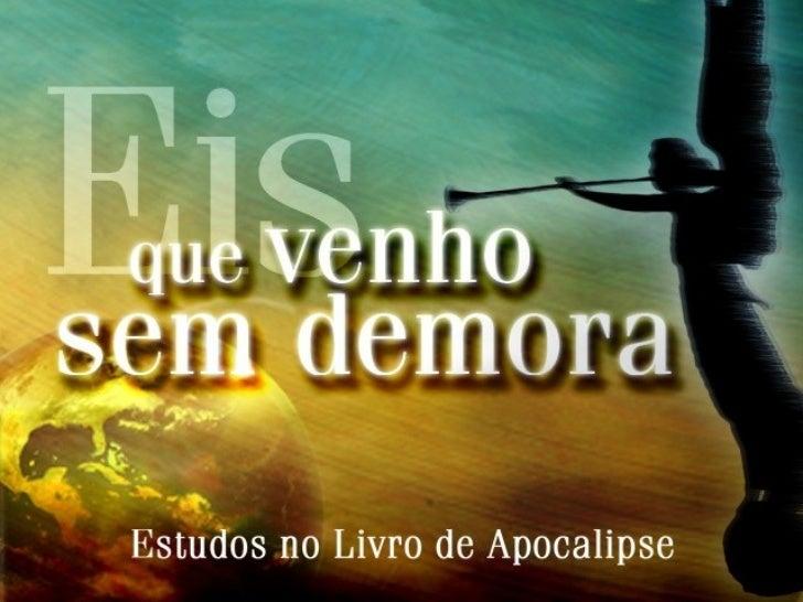 UMA REVELAÇÃODE JESUS CRISTO
