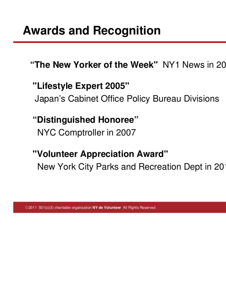 volunteer recognition funny categories | just b.CAUSE