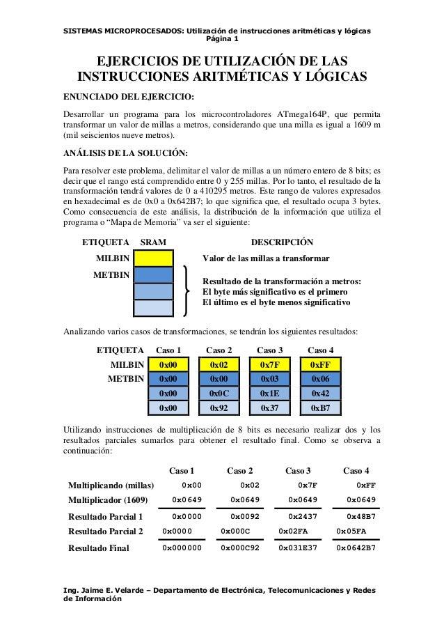 Ejercicio 04 Calculos