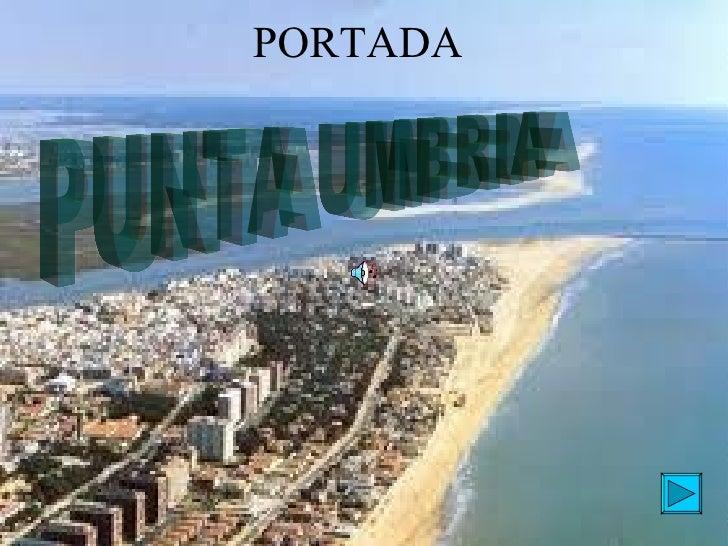 PORTADA PUNTA UMBRIA