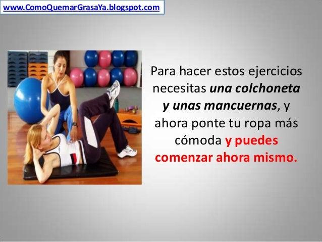 como perder grasa corporal y no masa muscular