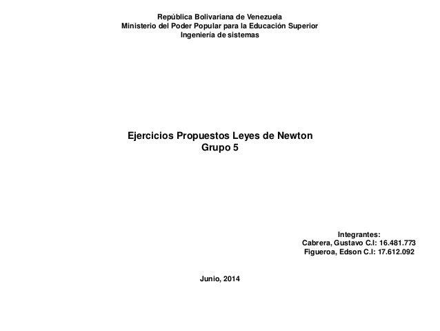 República Bolivariana de Venezuela Ministerio del Poder Popular para la Educación Superior Ingeniería de sistemas Integran...