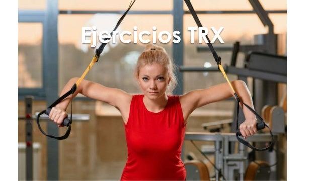 Ejercicios TRX