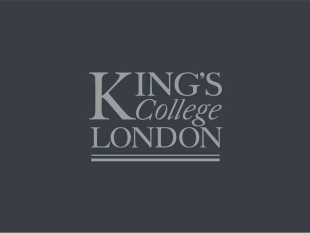 3 Extending ejournal access for the NHS - the King's College London experience AnnaFranca–SubscriptionsandAccessManager An...
