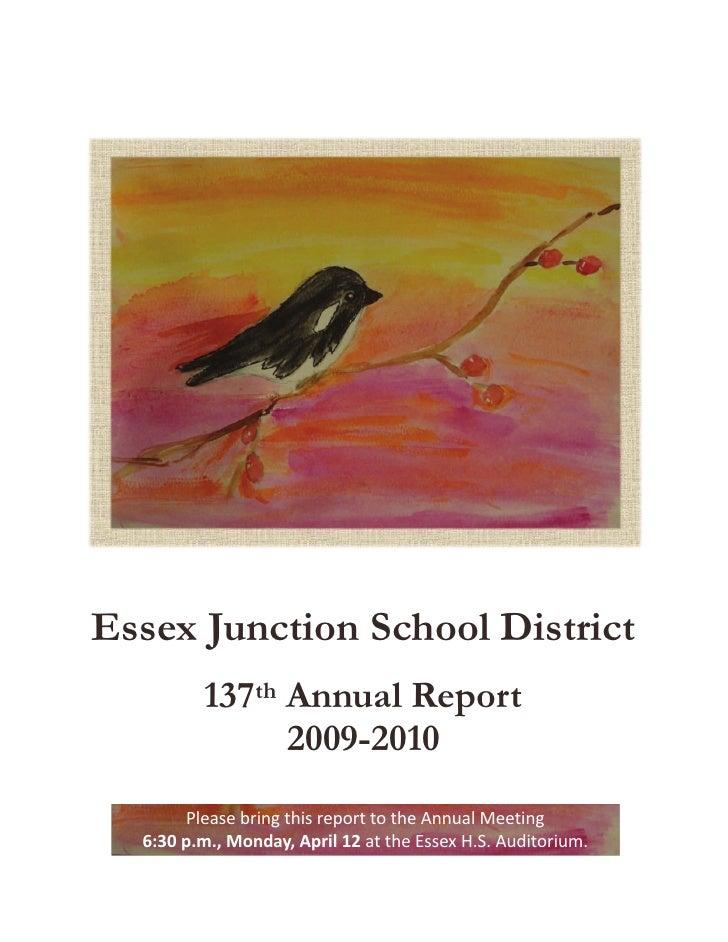 EJRP/CCSU Budget Information