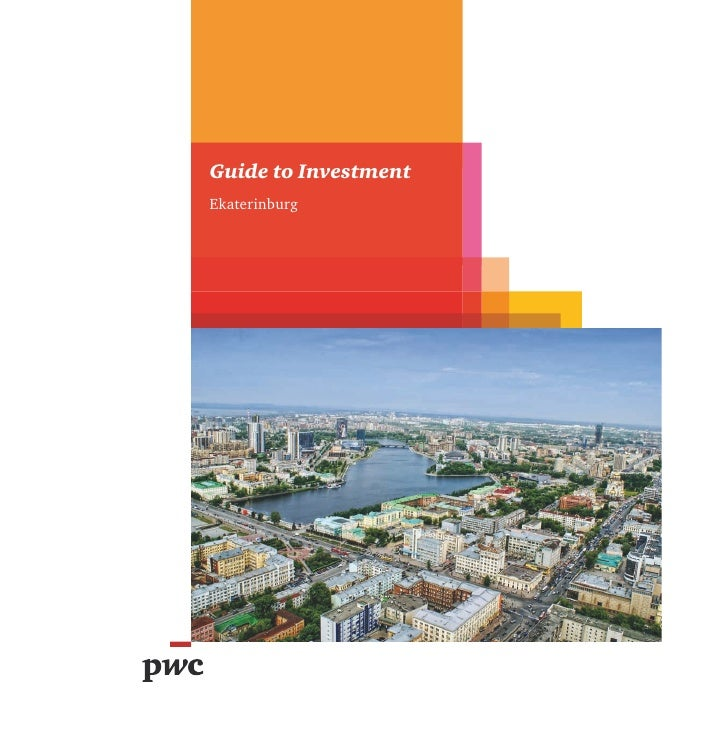 Guide to InvestmentEkaterinburg