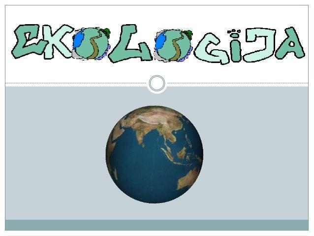 Ekologija ponavljanje