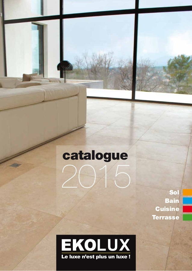 catalogue 2015 Sol Bain Cuisine Terrasse
