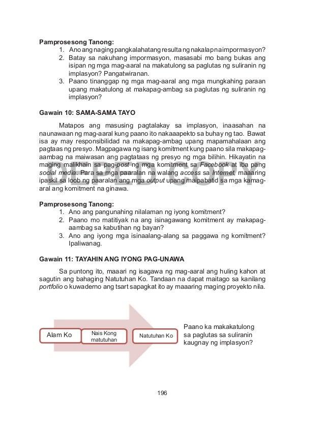 tisis tungkol sa gadyet Tungkol sa teknolohiya, ang kaniyang benepisyo, at gayundin ang mga  negatibong  samantalang ang pagtuklas ay tungkol sa paghahanap ng mga  bagay na.