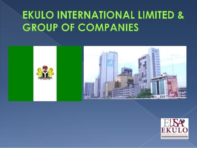 Ekulo Distribution is the Gateway to Africa