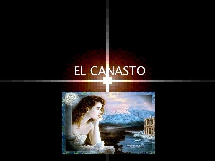EL CANASTO - CECY.