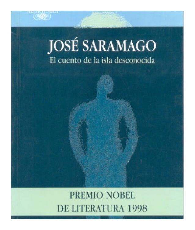 José Saramago El cuento de la isla desconocida  1