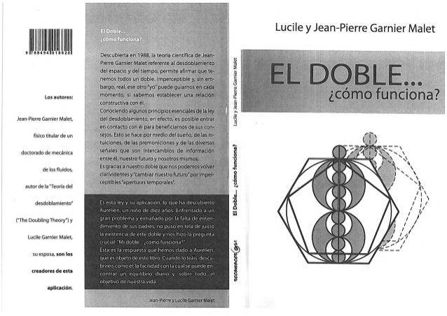 El doble   parte 1   jean pierre garnier malet
