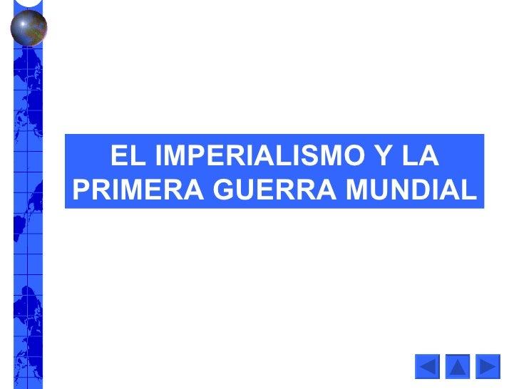 El imperialismo-y-la-i-guerra-mundia