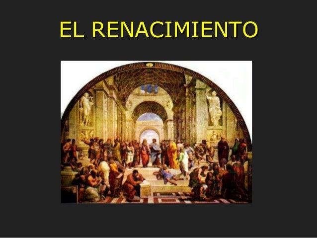 El Renacimiento Slideshare | Review Ebooks
