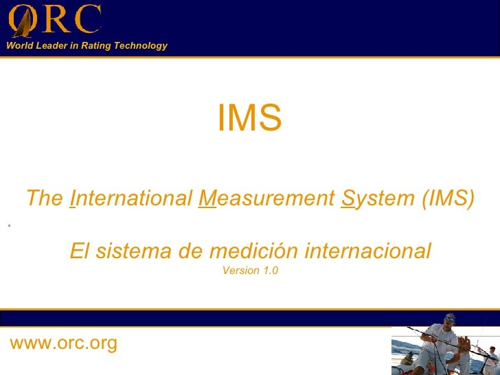 El Sistema Ims 9 Oct 2005
