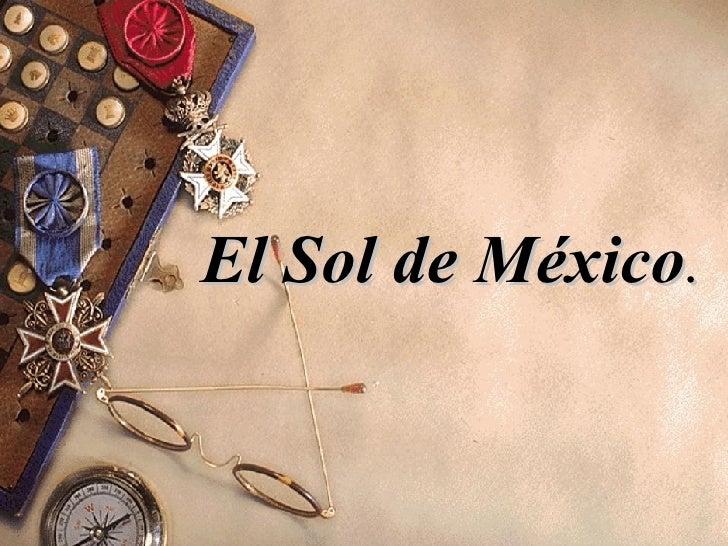 El Sol de México .