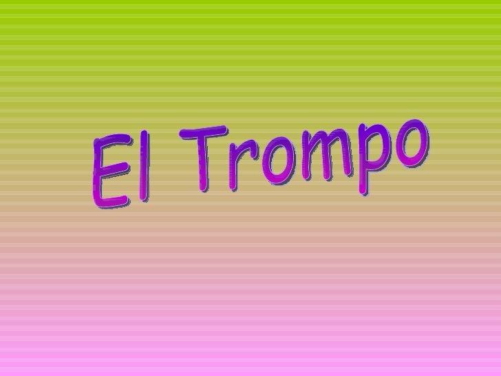 El Trompo