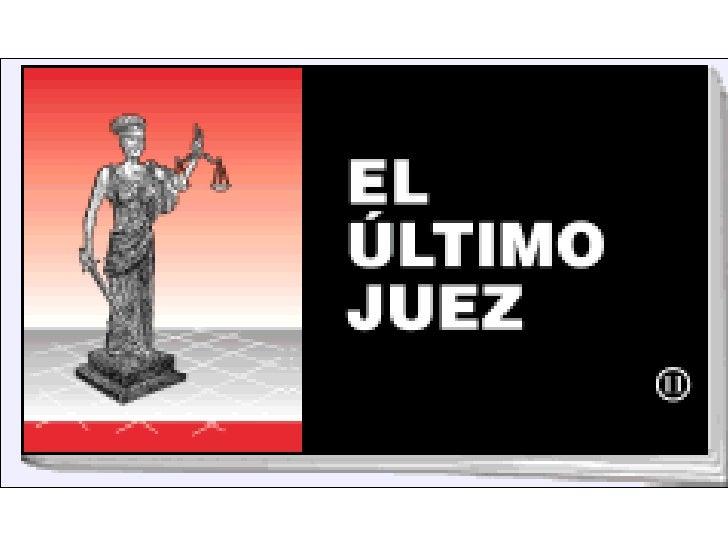 El Ultimo Juez