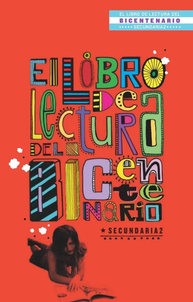 5 tapa Secundaria roja.pdf   4/11/10   13:28:27                                                        EL LIBRO DE LECTURA...