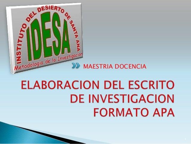 MAESTRIA DOCENCIA 1