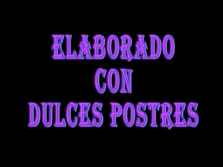 Más sitios interesantes:   Frases                 Videos  Postales             Wallpapers