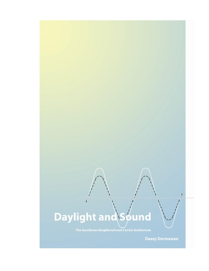 Daylight and Sound