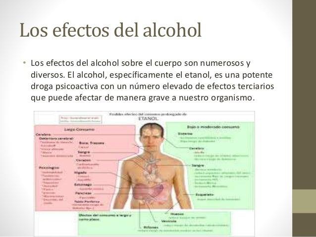 El tratamiento de la depresión el alcoholismo