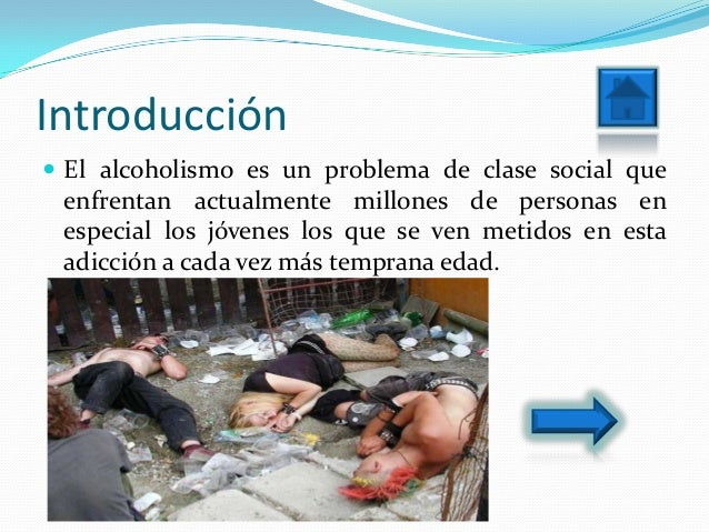 El día de la lucha contra el alcoholismo cuando