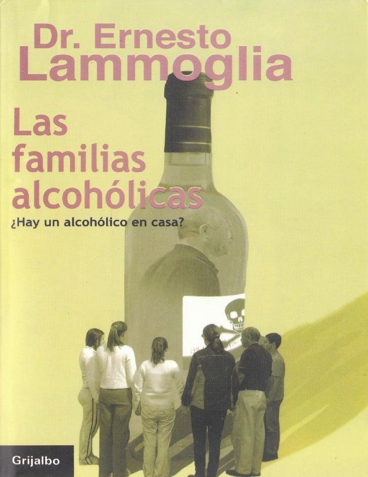 La dependencia alcohólica y p