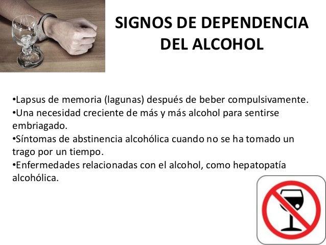 Los complotes eficaces del alcoholismo