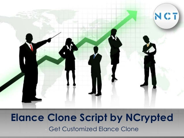 Elance Clone Script by NCrypted •  Get Customized Elance Clone