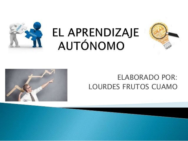 ELABORADO POR: LOURDES FRUTOS CUAMO