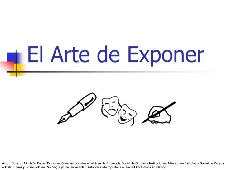Autor: Rolando Montaño Fraire. Doctor en Ciencias Sociales en el área de Psicología Social de Grupos e Instituciones; Maes...