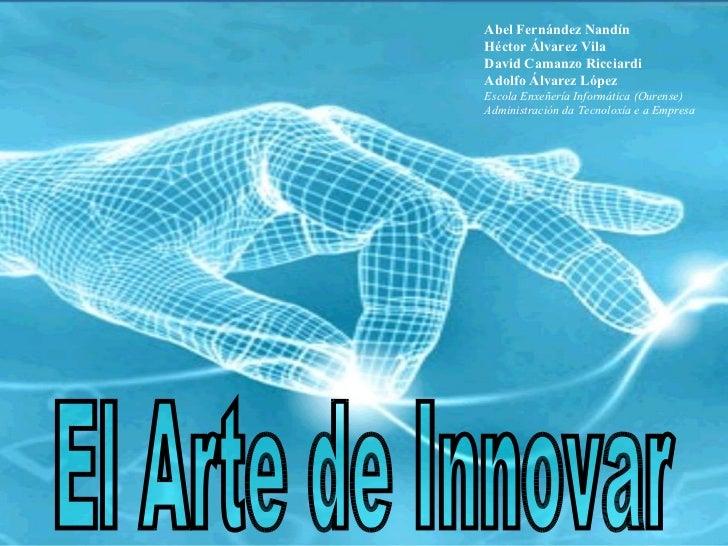 El Arte de Innovar (Exposición ATE)