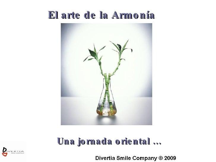 El Arte De La ArmoníA