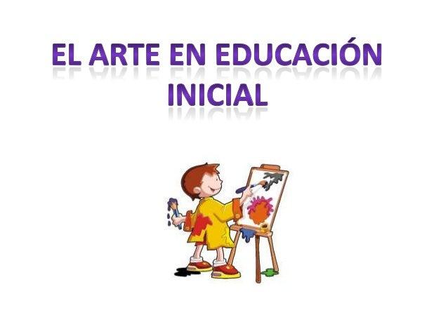 El arte desempeña un papel vital en la educación de los niños