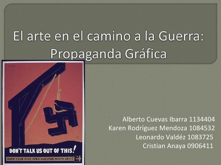 Alberto Cuevas Ibarra 1134404 Karen Rodríguez Mendoza 1084532 Leonardo Valdéz 1083725  Cristian Anaya 0906411