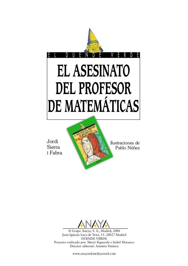 El asesinato del_profesor_de_matematicas