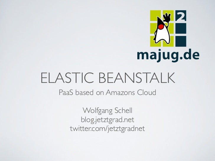 Introduction to Elastic Beanstalk