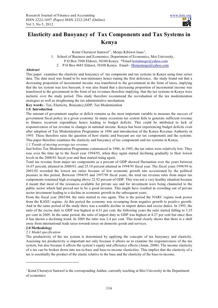 Research Journal of Finance and Accounting                                                         www.iiste.orgISSN 2222-...